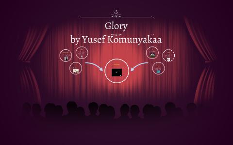 glory poem by yusef komunyakaa