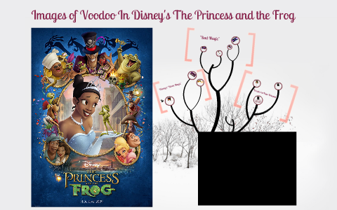 Images of Voodoo in The Princess and the Frog by UAB Digital