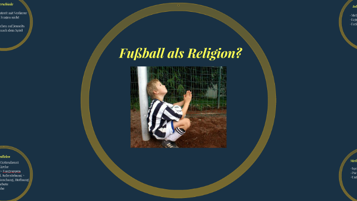 Fußball Als Religion