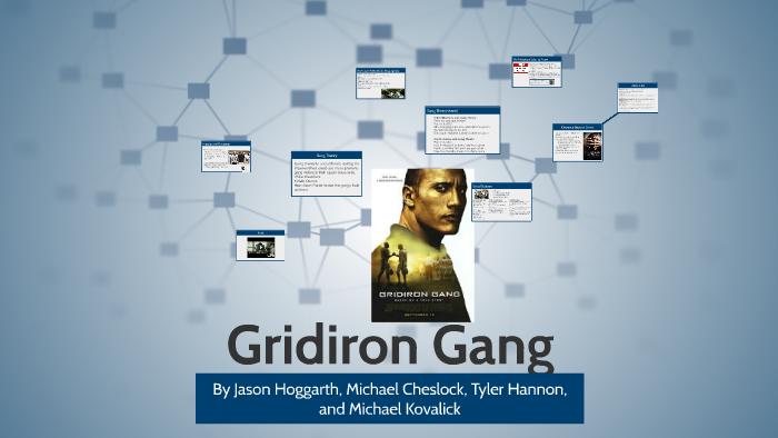 gridiron gang speech