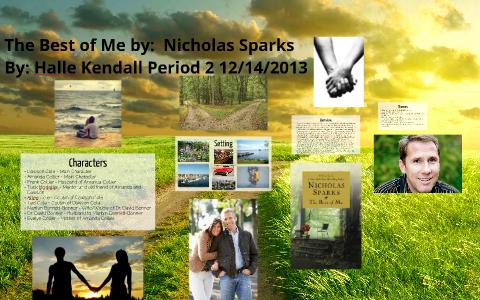 Best Of Me Nicholas Sparks