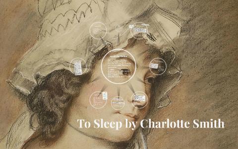 charlotte smith to night analysis