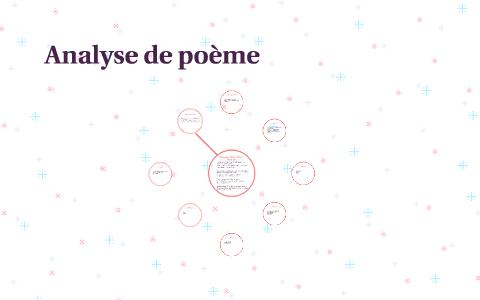 Analyse De Poème By Hannah Lanthier On Prezi