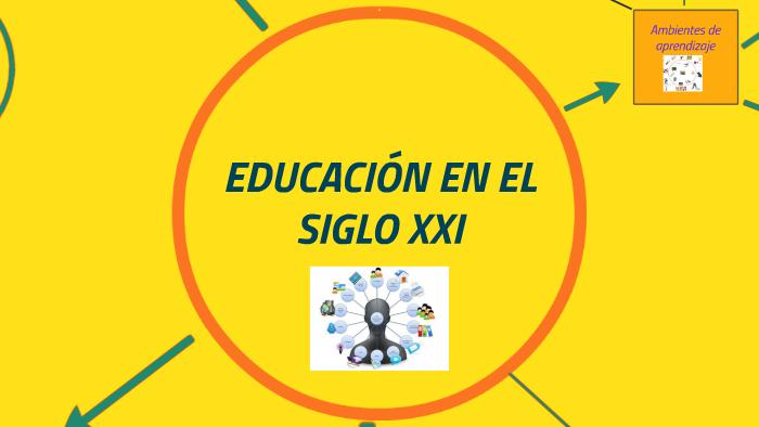 Educación En El Siglo Xxi By