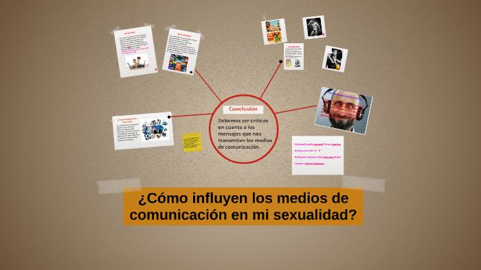 como influyen los medios masivos de comunicacion sobre la sexualidad en los jovenes