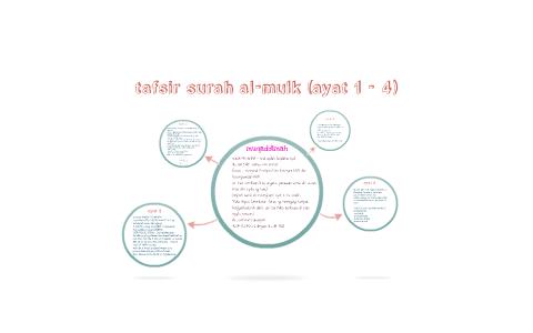 Tafsir Al Mulk1 4 By Nurul Mahfuzah On Prezi