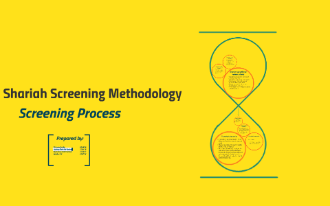 Shariah Screening Methodology by Imam Assalieh on Prezi