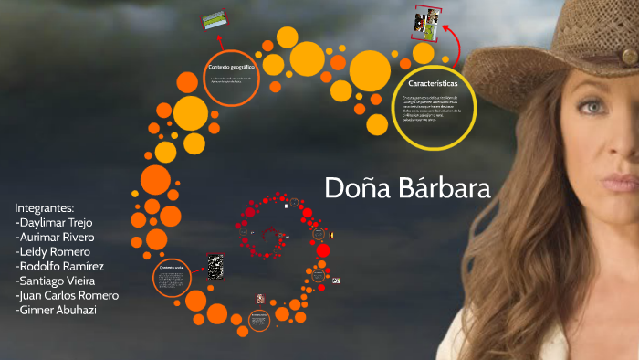 Doña Barbara By Santiago Vieira On Prezi