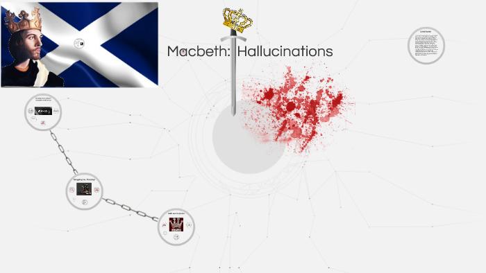 what is macbeths hallucination before he murders duncan
