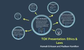 Examples tok presentations 463 Tok
