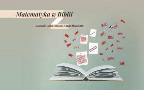 Matematyka W Biblii By Ania ślusarczyk On Prezi