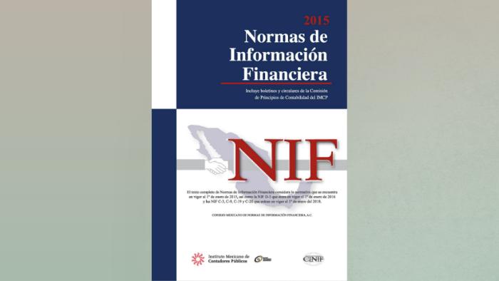 Estructura De Las Nif By Bañez Escobedo On Prezi