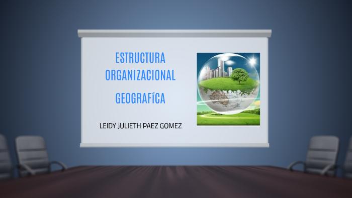 Estructura Organizacional By Leidy Paez On Prezi