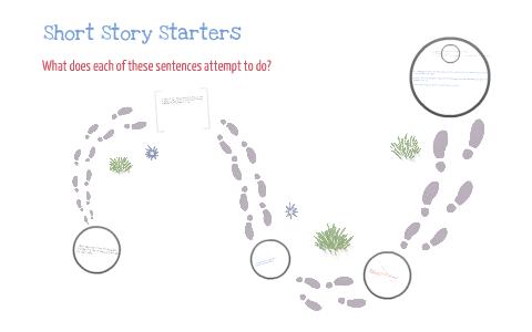 Short Story Starters by Ian Hamilton on Prezi