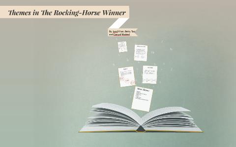rocking horse winner theme analysis