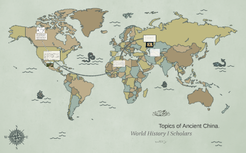 ancient china topics