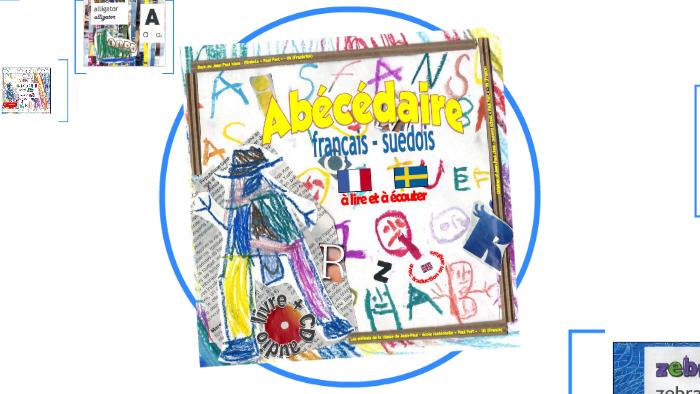 Abecedaire Francais Suedois A Lire Et A Ecouter By Jean Paul Gauchard