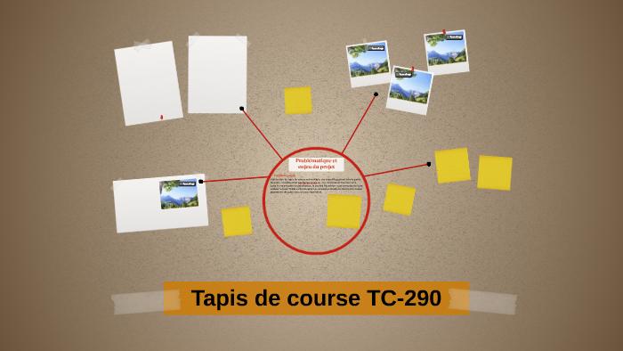 Tapis De Course Tc 290 By Felix Gabez On Prezi