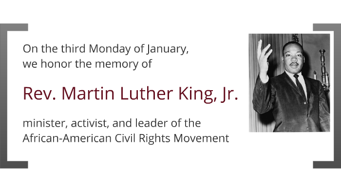Martin Luther King Jr Civil Rights Movement Timeline