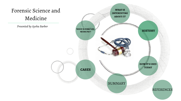 Forensic Science And Medicine By Aysha Barber On Prezi Next