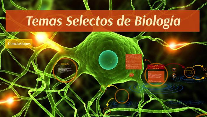 Resultado de imagen para imagenes de temas selectos de biologia