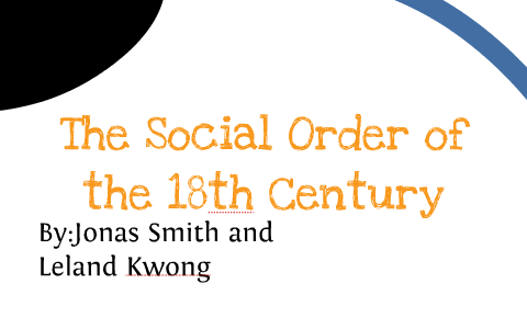 what is social order