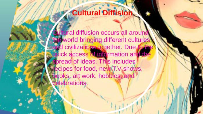 World culture around japanese pop the