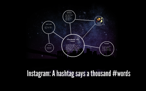Instagram affect on media consumption by on Prezi