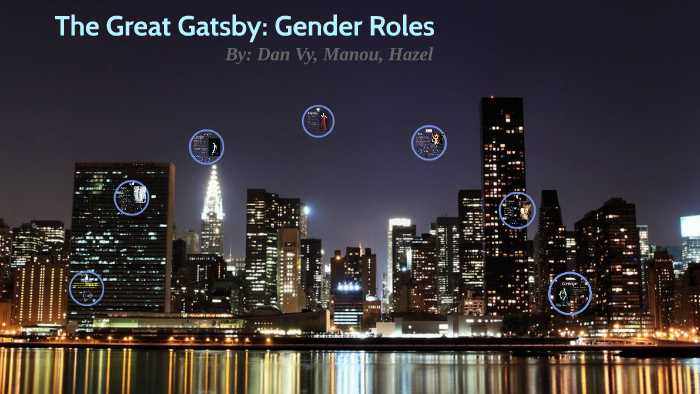 gender roles in the great gatsby