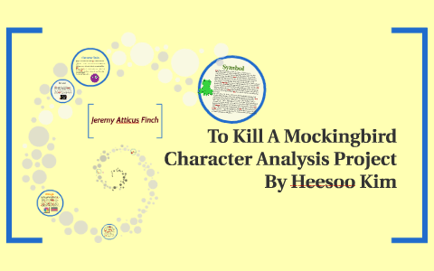 character traits of jem in to kill a mockingbird