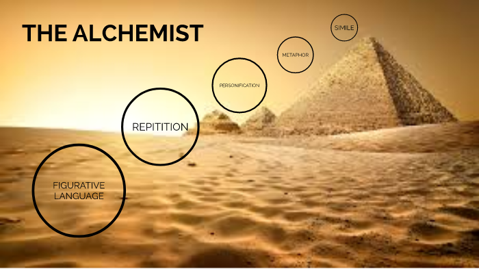 The alchemist figurative language by cassie mcshane on Prezi Next