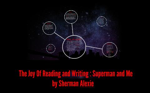 superman and me sherman alexie pdf