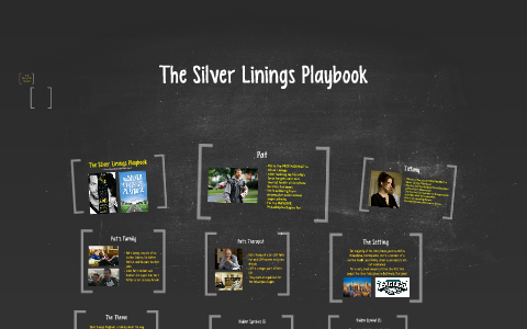 silver linings playbook cliff notes