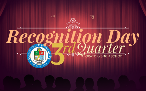 closing remarks speech sample for recognition day