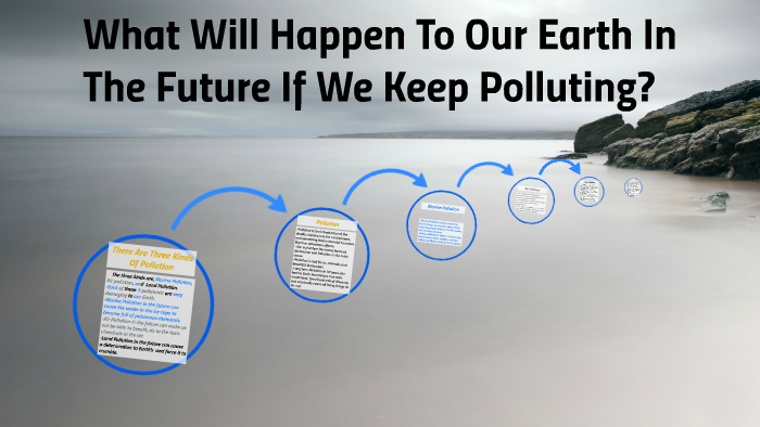 What Will Happen To Our Earth In The Future If We Keep Pollu