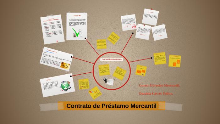 Contrato de Préstamo Mercantil by Dani Castro Fallas on Prezi