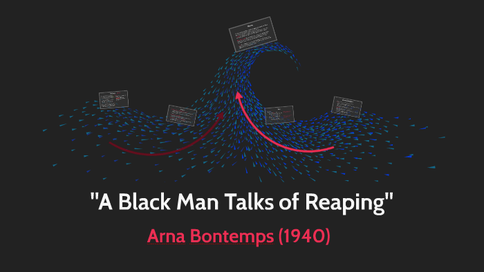A Black Man Talks Of Reaping By Gracie Hannabach On Prezi
