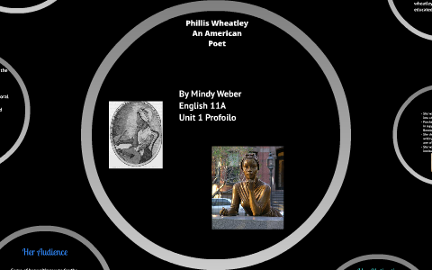 phillis wheatleys audience