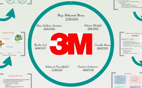 3m Reorganization 2019