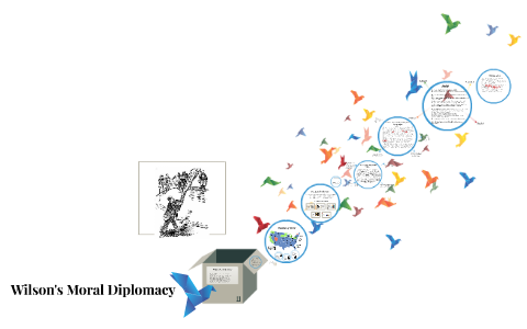 what is moral diplomacy