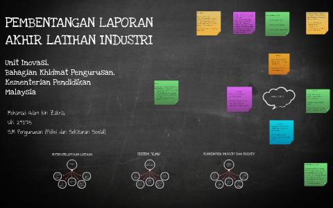Contoh Slide Presentation Latihan Industri Pengurusan Sumber Manusia