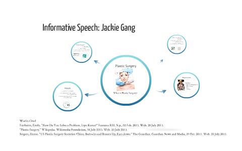 plastic surgery information for speech