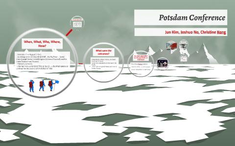 Potsdam Conference by on Prezi