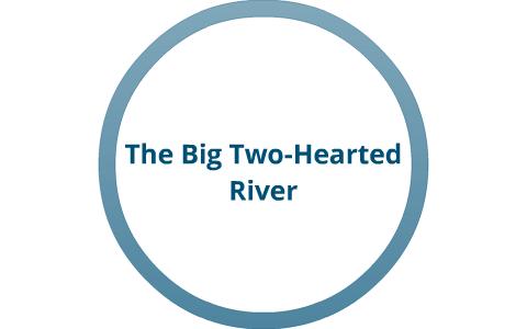 hemingway big two hearted river summary