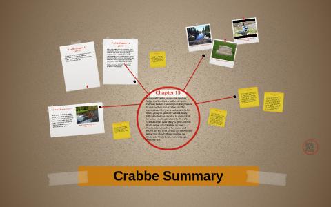 crabbe book summary