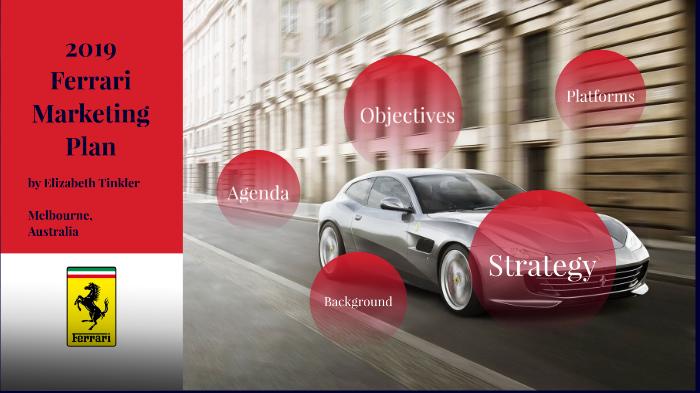 Ferrari Gtc4 Lusso Lusso T 2019 Marketing Plan By Rae Mano