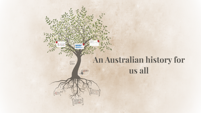 an australian history for us all