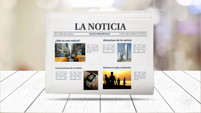 Ud7 La Noticia By Iris Fernández On Prezi Next