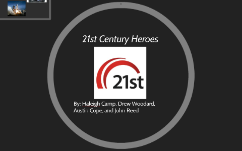 21st Century Heroes By John Reed