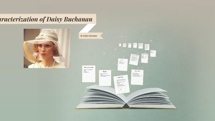 daisy buchanan description